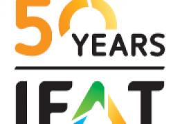 ESEP at 50th edition of IFAT environmental trade fair